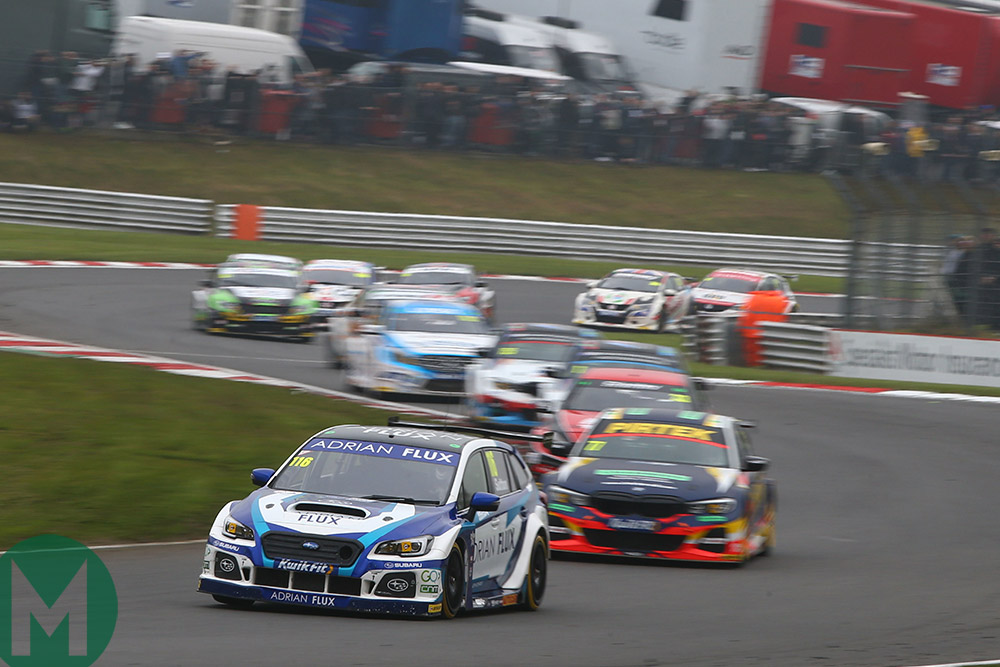 BTCC invites hybrid suppliers