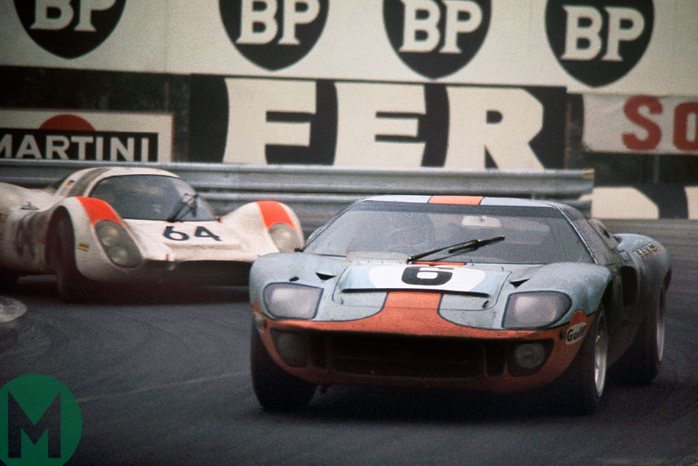 Goodwood FoS to mark 1969 Le Mans