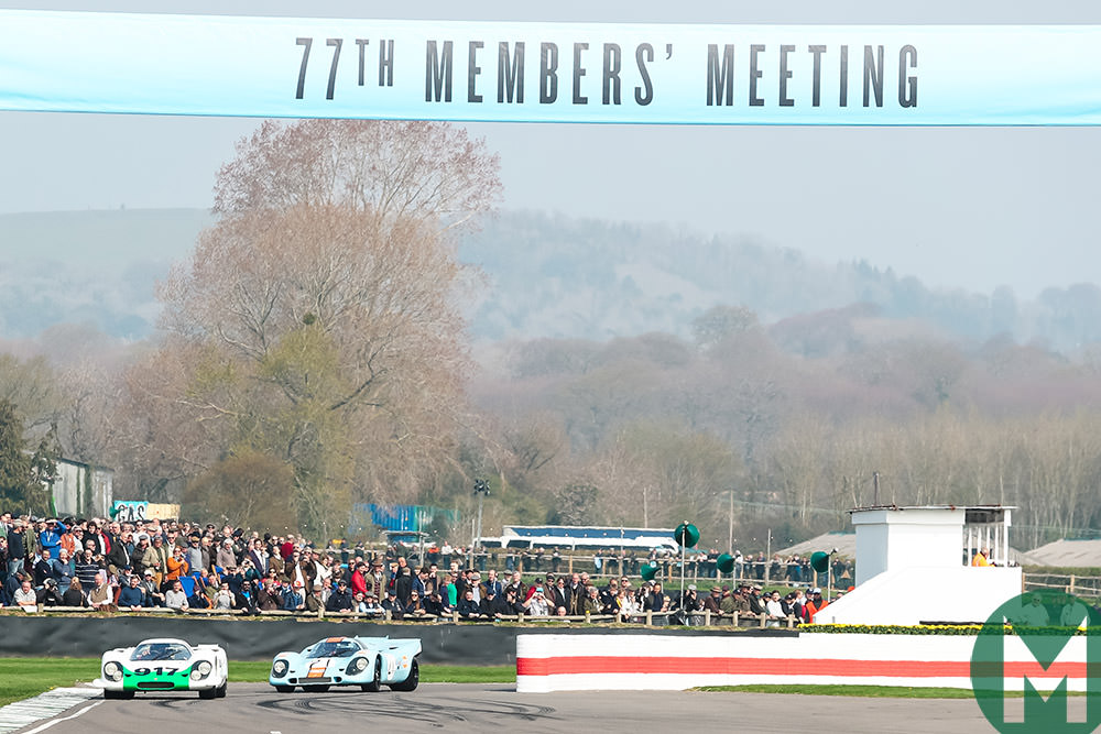 Watch Goodwood Members' Meeting highlights