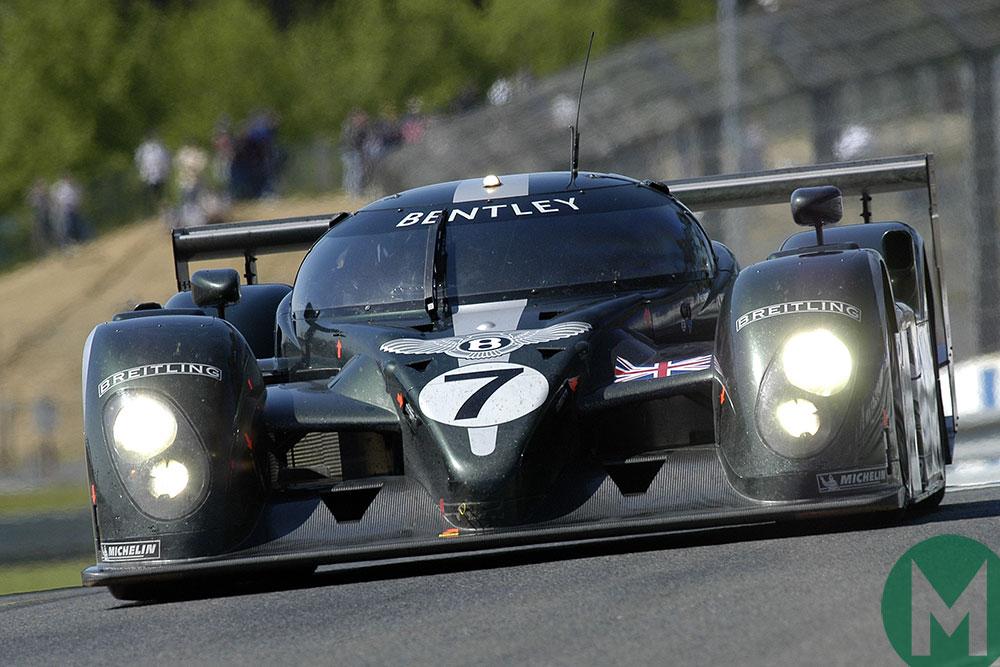 Kristensen to drive Bentley Speed 8 at Goodwood
