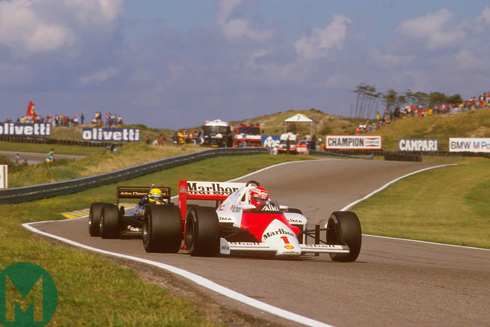 Dutch Grand Prix: the last time F1 raced at Zandvoort