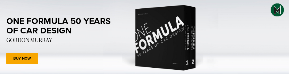 OneFormula book Gordon Murray