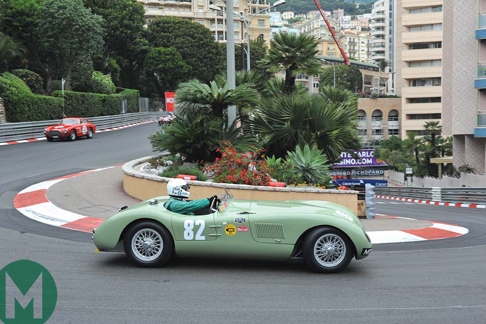 Monaco at 90: a driver's dream