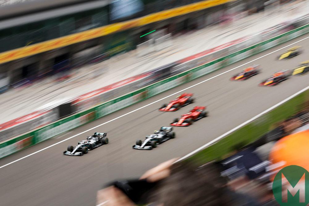 MPH: How Mercedes is leaving Ferrari behind