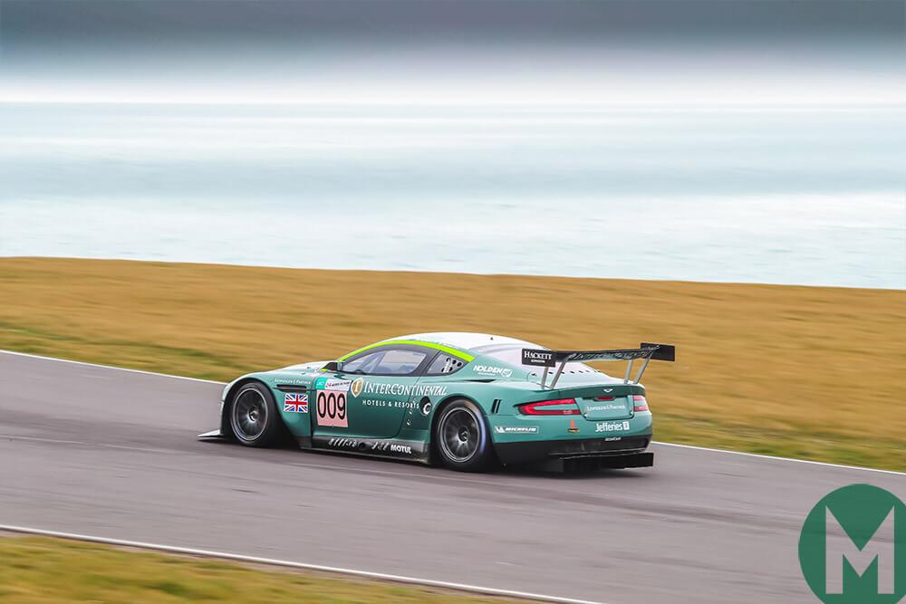 Aston Martin DBR9: The comeback king
