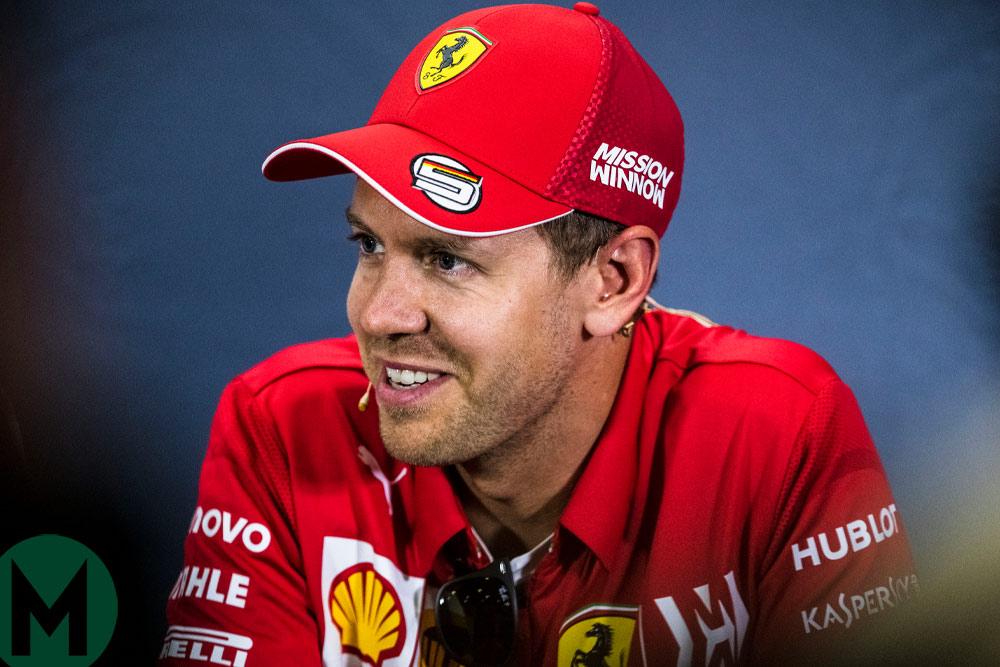 MPH: Sebastian Vettel is at a crossroads in F1