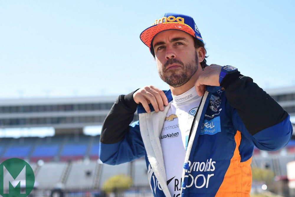 Alonso: Indy 500 the most important victory of my life