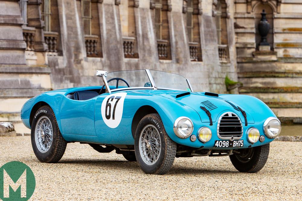 Fangio, Monaco and Le Mans: the €1m Gordini that's seen it all