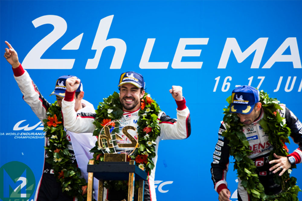 Alonso confirmed to leave WEC