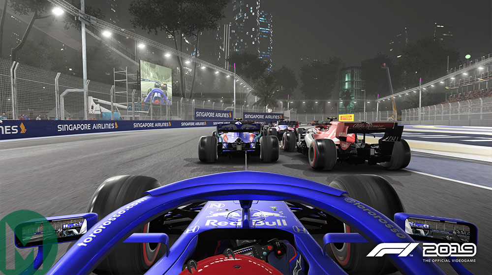"F1 2019 review: ""more immersive than any other racing title ever ..."