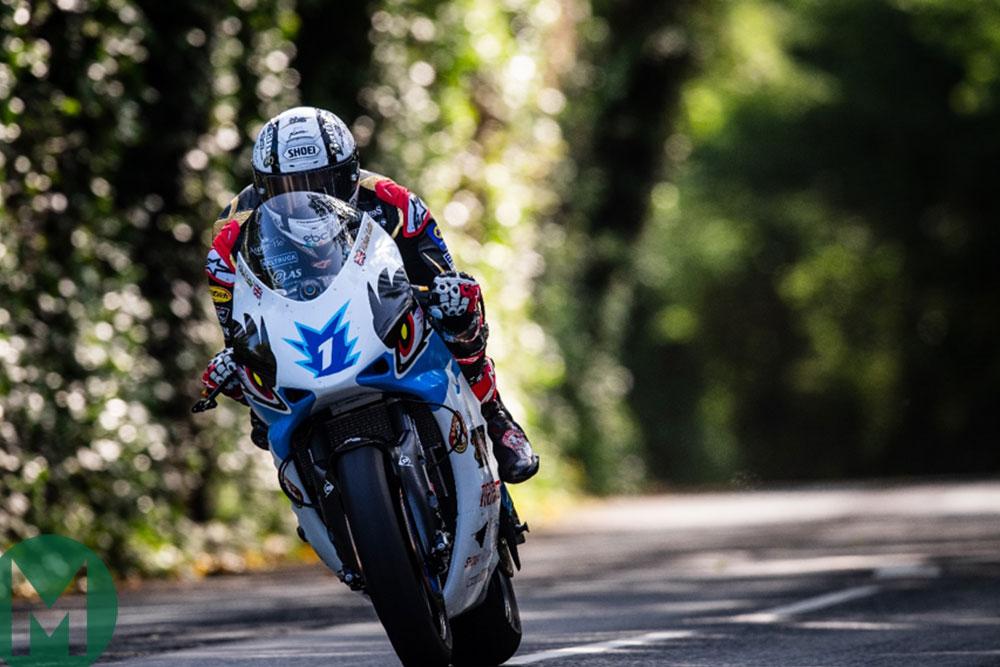 How I ride a TT Zero electric motorbike: Michael Rutter