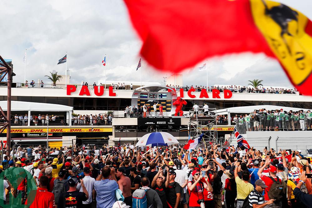 2018 French Grand Prix report