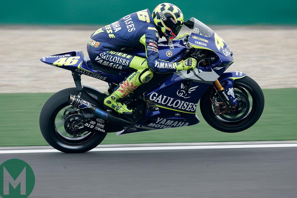 Do MotoGP greats need to prove themselves on different bikes?