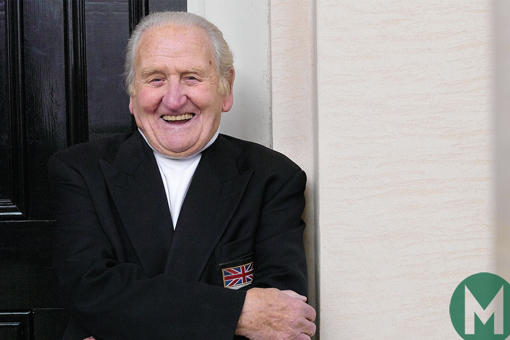 The extraordinary life of Norman Dewis, a hero