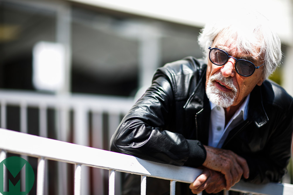 Bernie Ecclestone: 'Here's how I'd fix F1'