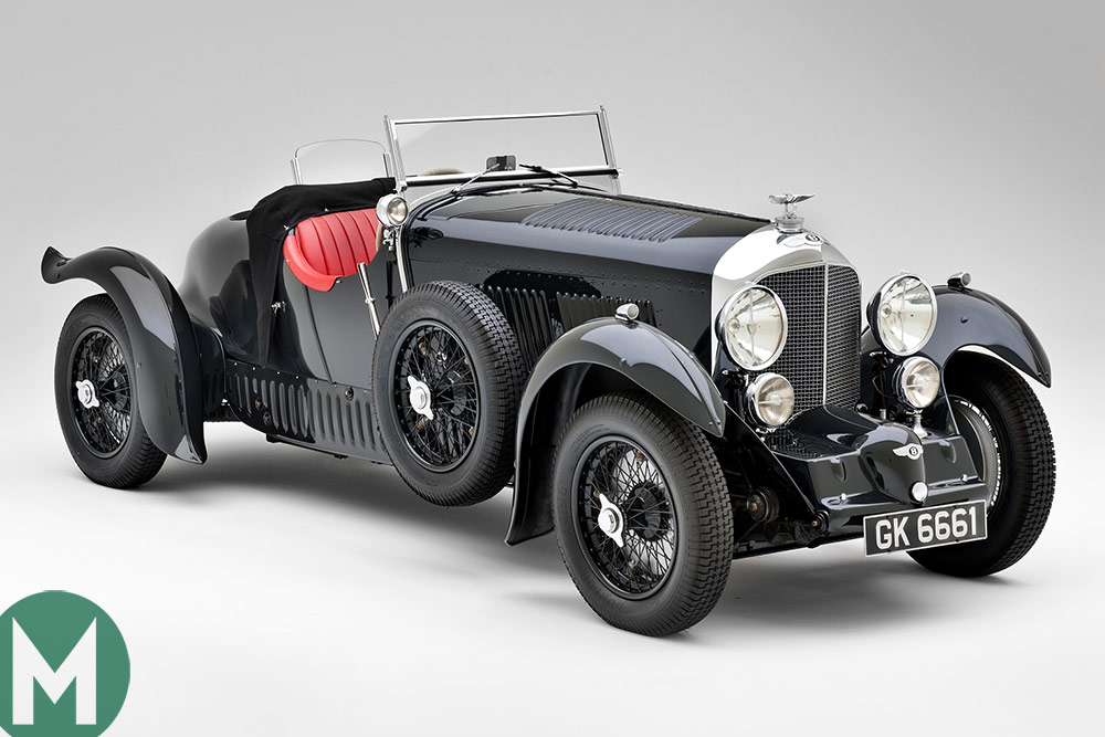 Salon Privé to celebrate Bentley's centenary with three of Barnato's cars
