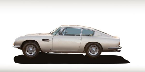 For auction: 1967 Aston Martin DB6 | Sponsored