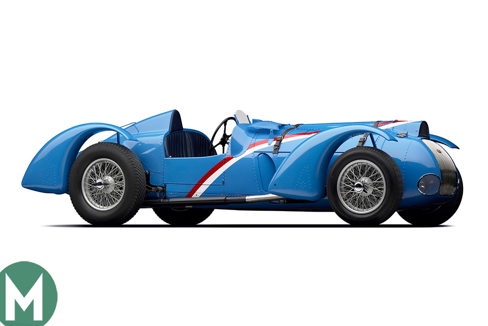 The resistance: 1937 French Delahaye, built to beat Germans, coming to UK