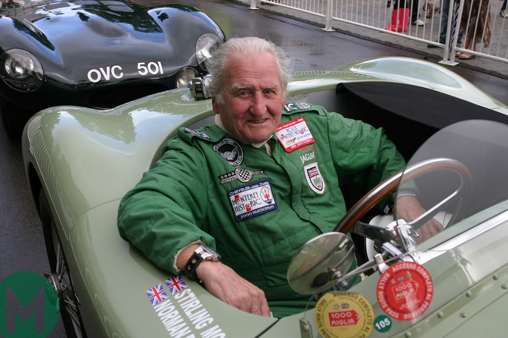 'Britain's greatest test driver': Norman Dewis 1920-2019