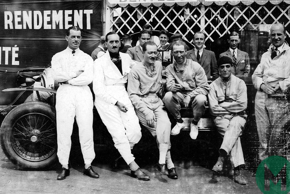 The Bentley Boys at Le Mans