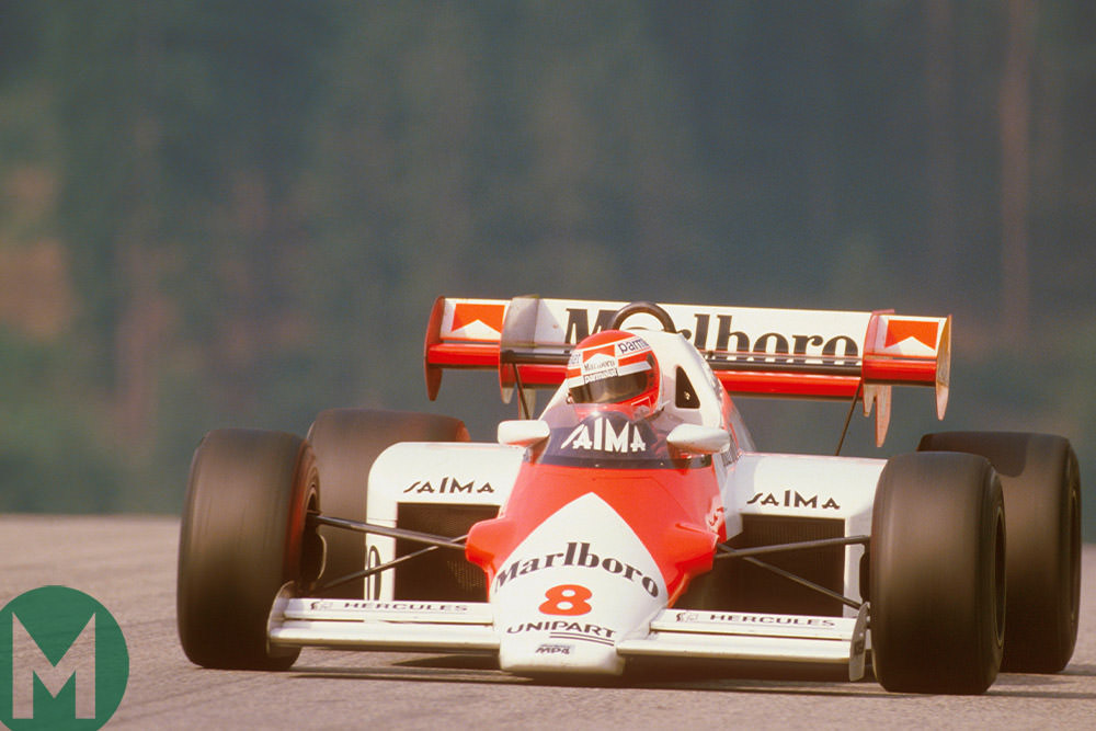 """Never underestimate Niki Lauda"": the 1984 Austrian F1 Grand Prix"