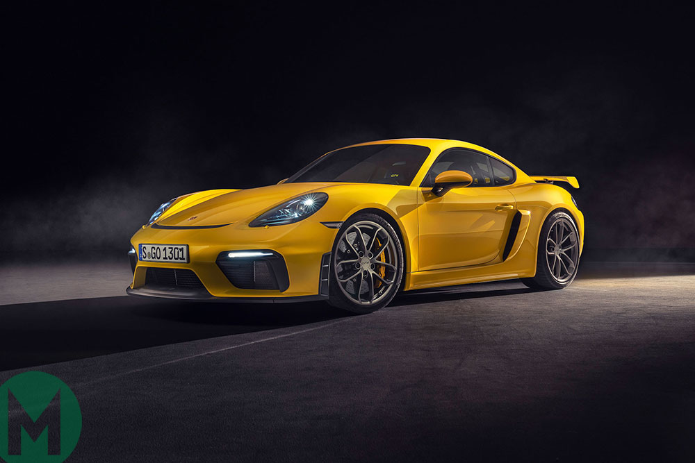 A chink of light – why the Porsche Cayman GT4 could show the traditional drivers' car is back