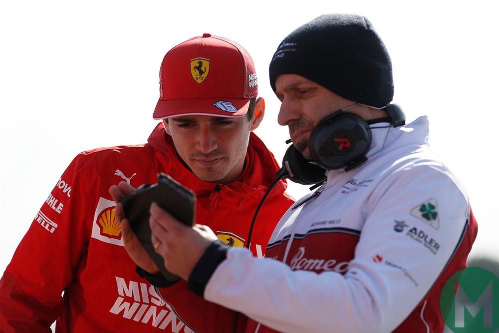 Could Simone Resta's return restore Ferrari to the front?