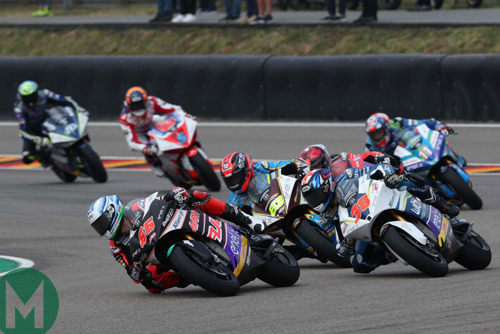 After the first MotoE race, it's not the present that really matters — it's the future
