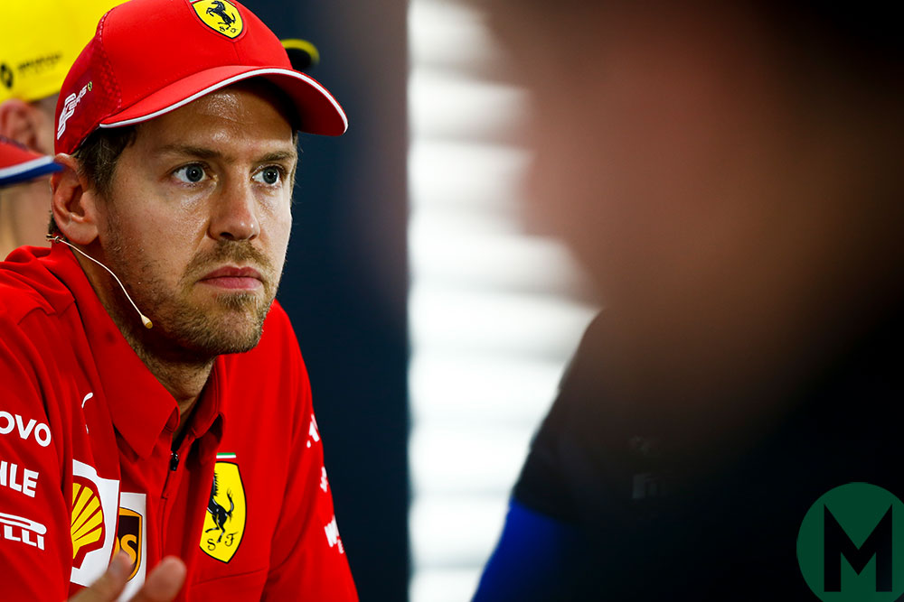 Vettel: I'd never have made it to F1 with current cost of racing