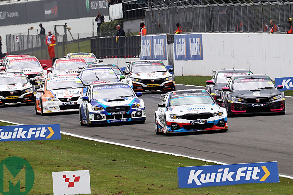 BTCC drops success ballast in its 2022 hybrid future