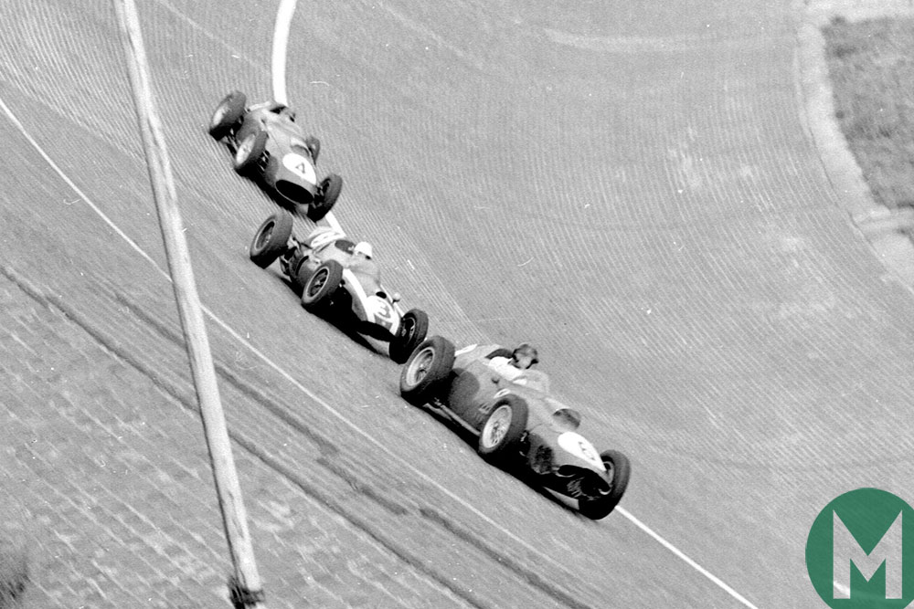 F1 history: the tragic 1959 German Grand Prix at AVUS