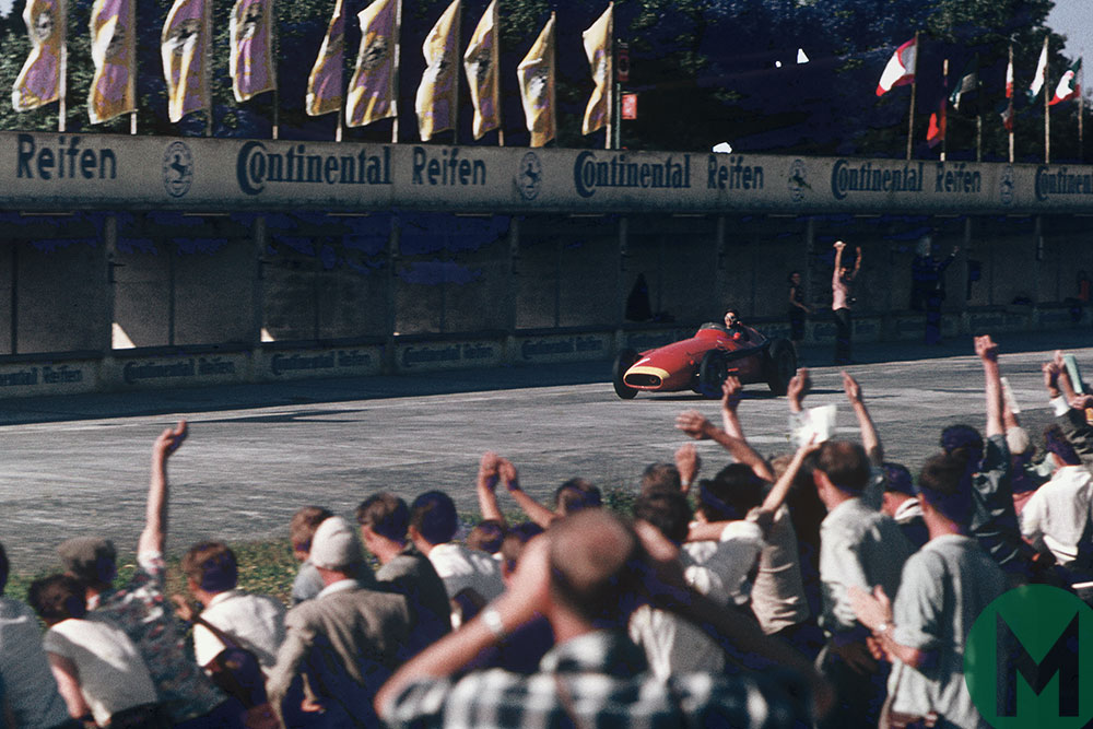 Watch Juan Manuel Fangio's greatest victory – the 1957 German Grand Prix