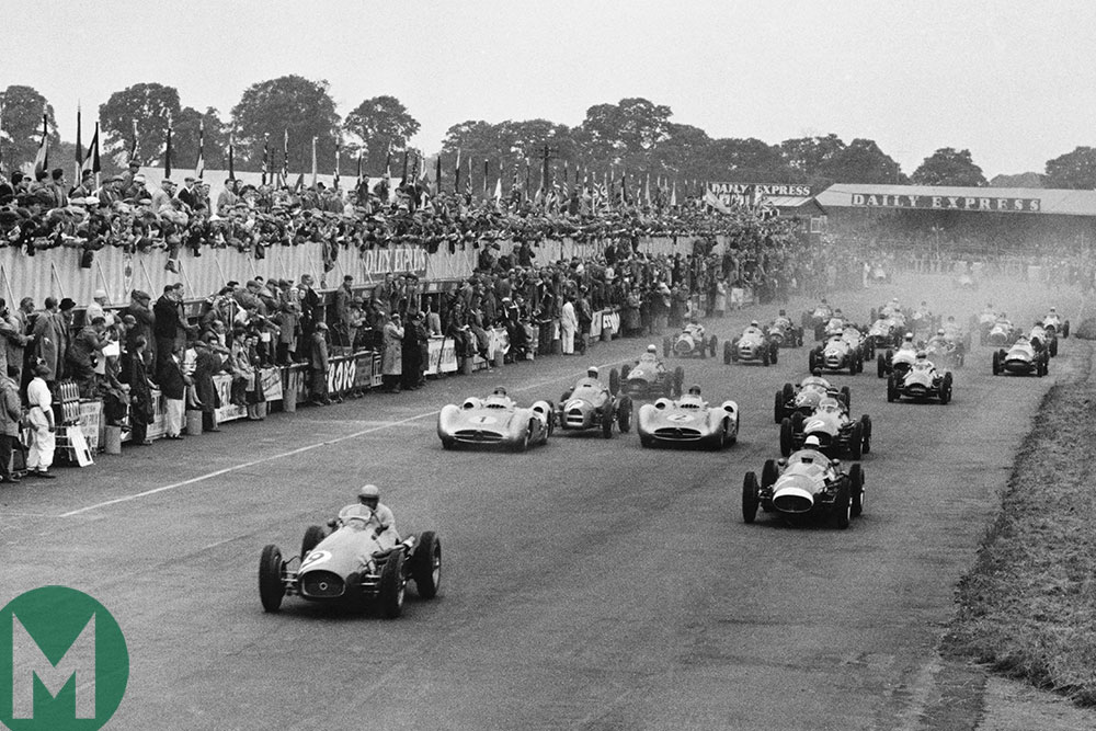 F1 history: Can Ferrari continue its glorious Silverstone past?