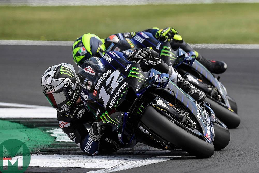 Swingarms and survival – 2019 MotoGP British Grand Prix round-up
