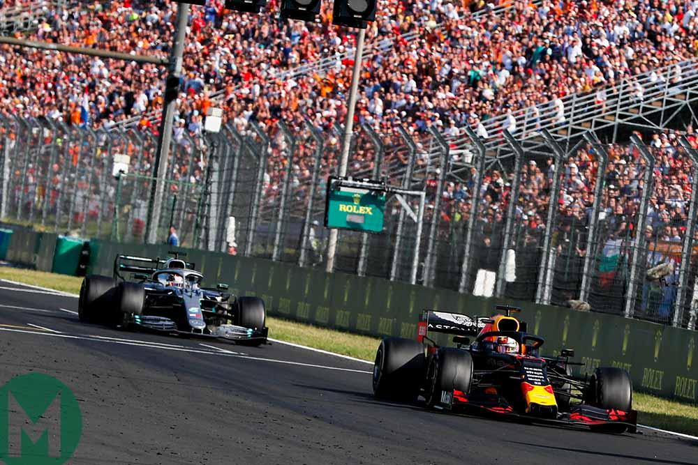 MPH: Two-tier Formula 1 won't change soon