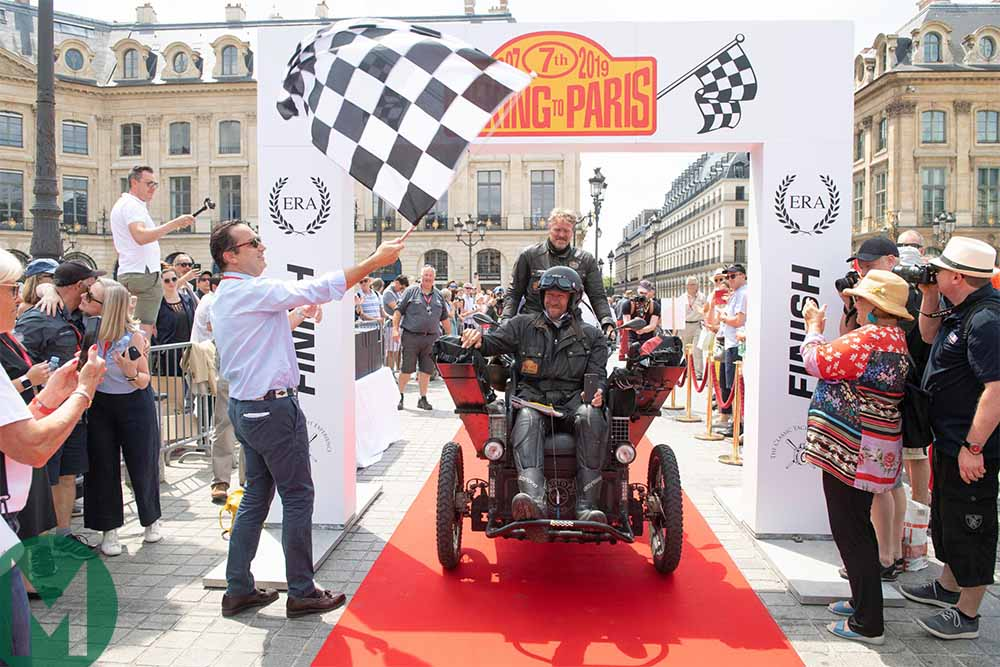 Drive the Impossible: the 8500-mile classic and vintage car Peking to Paris rally