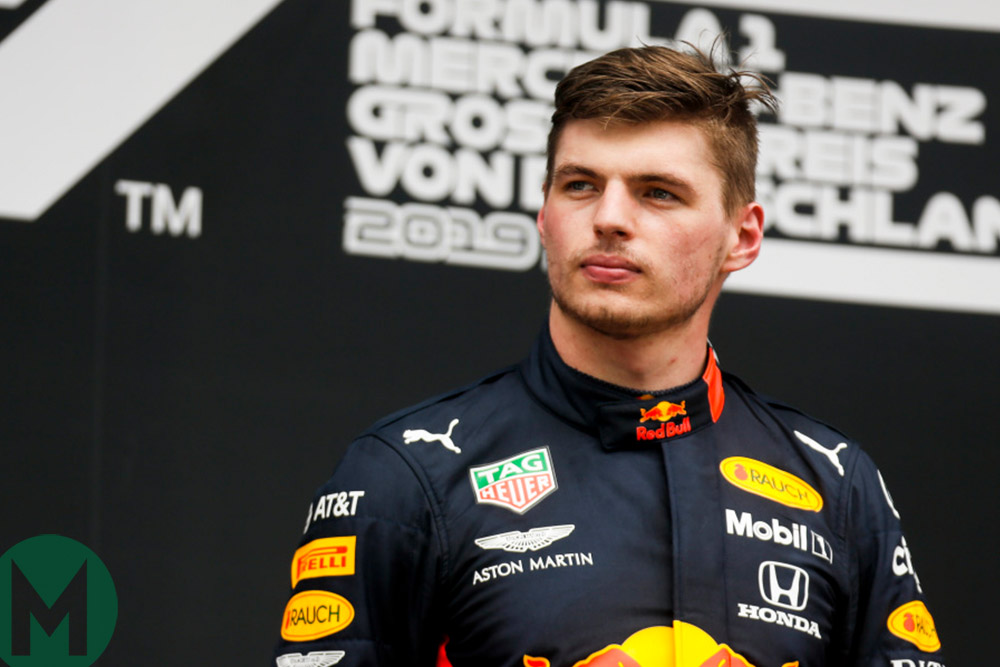 Verstappen: Other drivers are as good as Hamilton