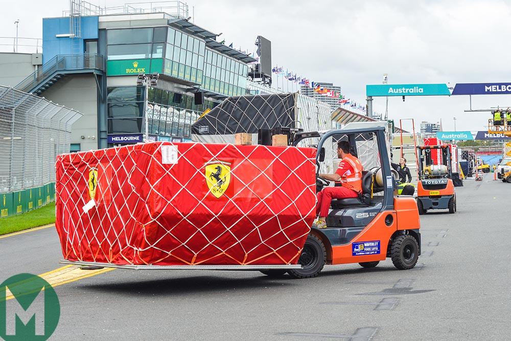 F1 announces record 22-race calendar for 2020 season