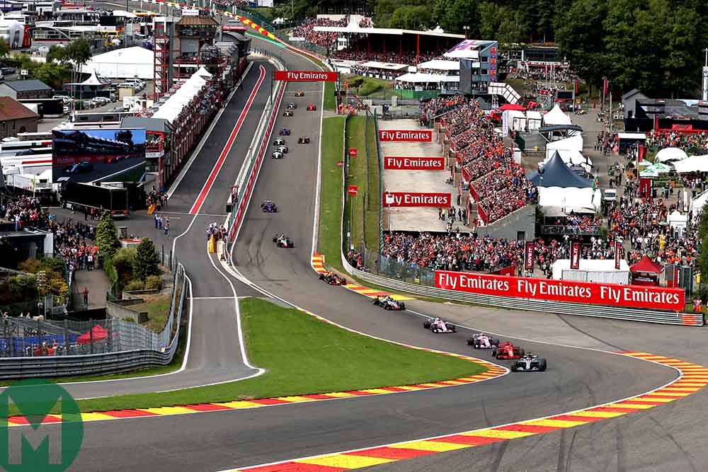 2019 Belgian Grand Prix preview: Ferrari's best chance of victory so far?