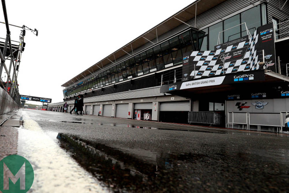 Silverstone braced for MotoGP return this weekend after 2018 washout