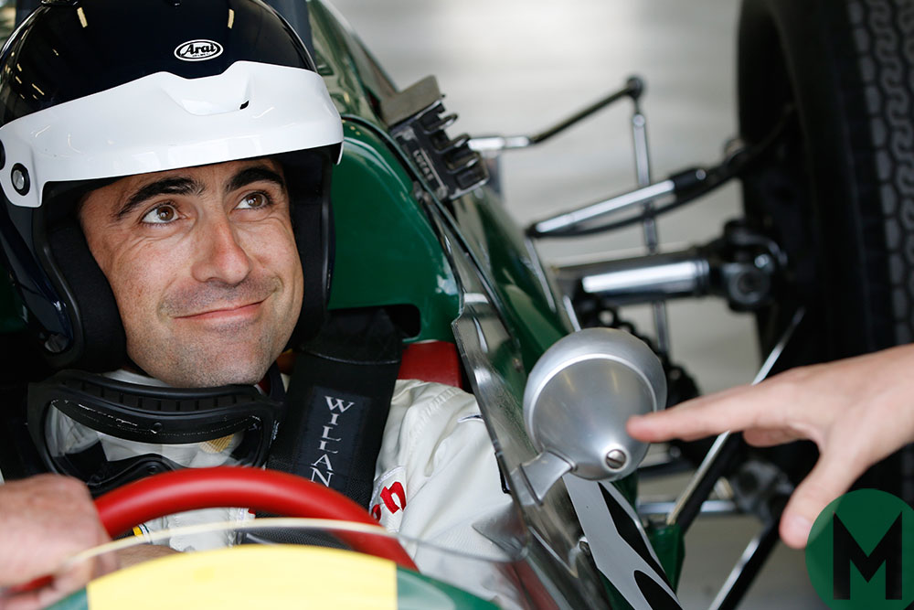 Dario Franchitti announces return to racing at the Goodwood Revival