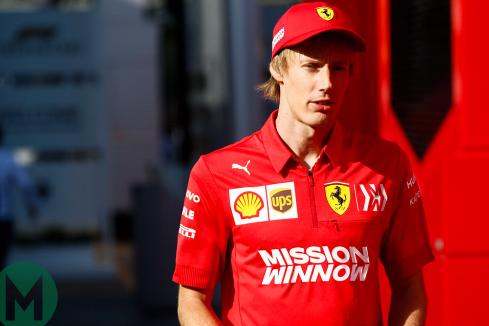 Brendon Hartley to drive for Formula E Dragon Racing team in 2019/20