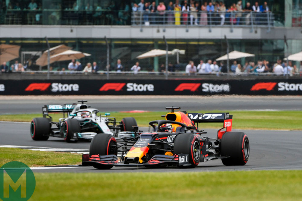 Hamilton would welcome Verstappen challenge at Mercedes