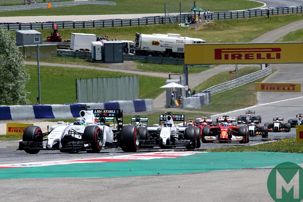 F1 ignores driver hostility to push for 2020 reverse-grid races