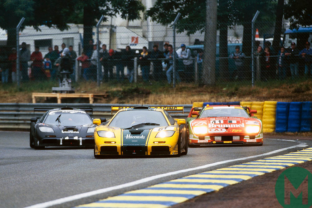 Gordon Murray eyes Le Mans return with McLaren F1 successor