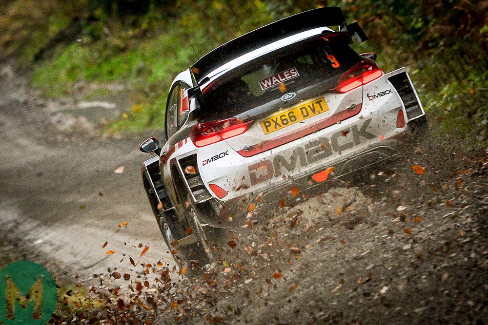 Motor Sport joins Wales Rally GB with Mitsubishi Evo entry