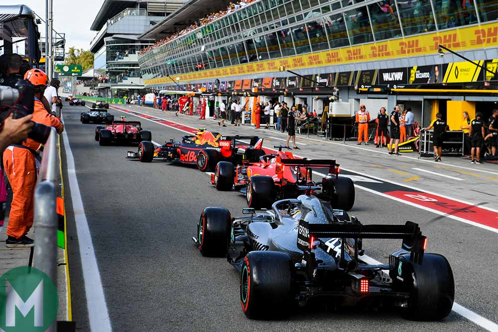 Inside the Monza madness: why drivers ran out of time during Italian GP qualifying
