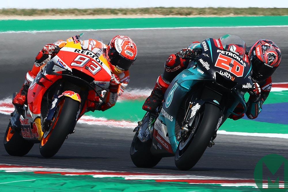Medium Fabio Quartararo Race Number 20
