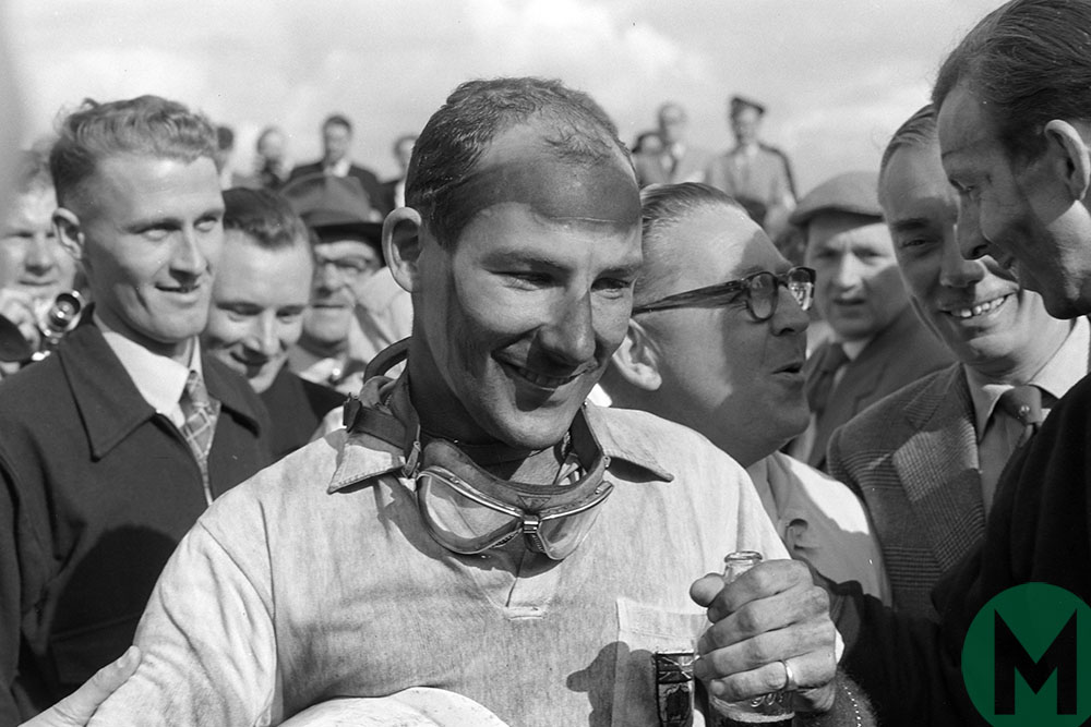 The crash that put the brakes on the best driver in the world: Sir Stirling Moss at 90