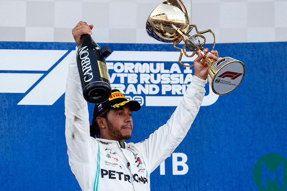 2019 Russian Grand Prix race report: Hamilton steals win & Ferrari squabbles